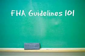 fha-guidelines