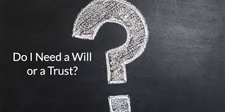 Will-or-trust